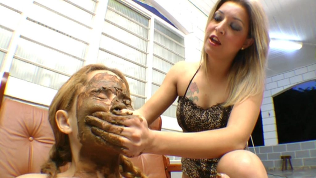 Eat My Enormous Scat 2 - By Top Girl Melissa Cutti in FULL HD 1080p - 2