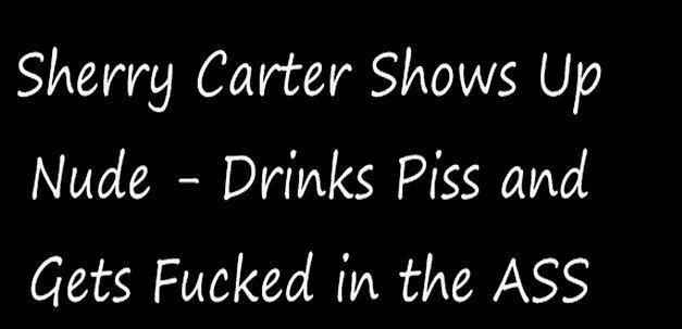 Sherry Carter nude show - 1