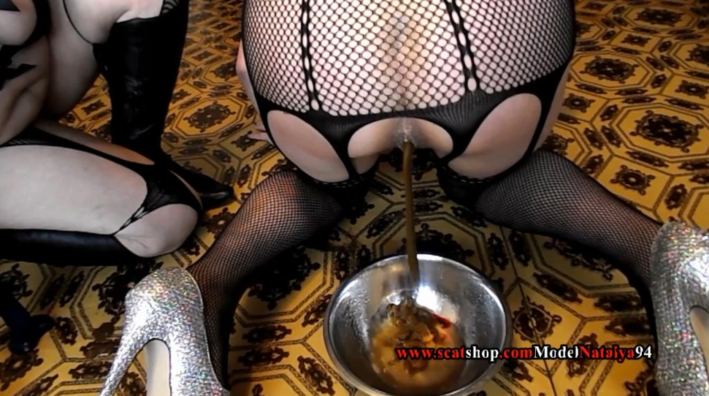 Again I'm a dirty whore dog (ModelNatalya94) Image 2