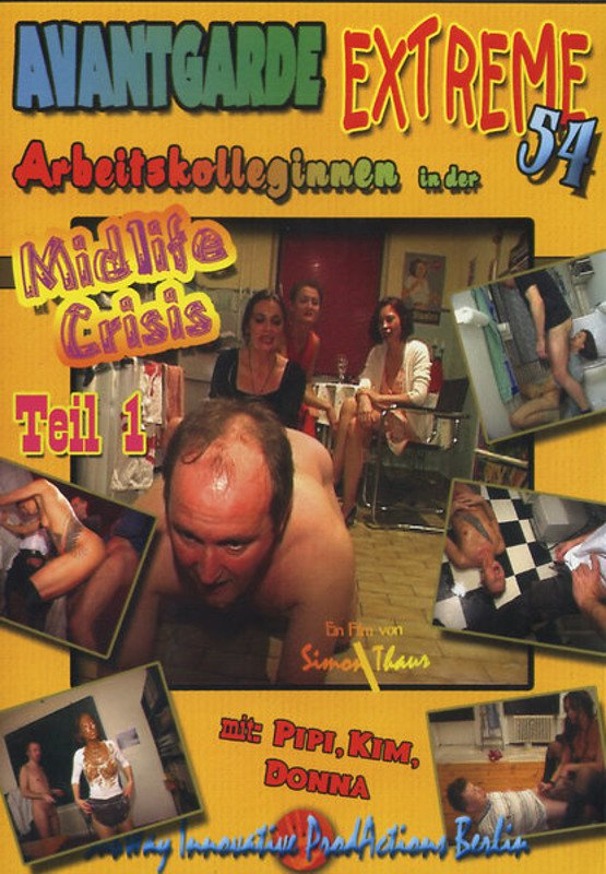 Avantgarde Extreme 54 - Arbeitskolleginnen in der Midlife-Crisis (Teil 1 with Kim, Pipi, Donna)
