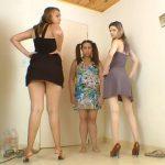 (SG-Video) Diarrhea Swallow Domination 2 - Karina Reis, Tatty Devassa, Ariel