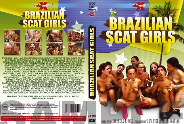 Brazil Scat Tube