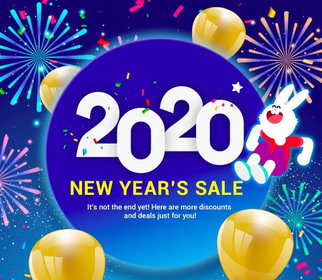 2020 New Year Takefile.link Premium Sale